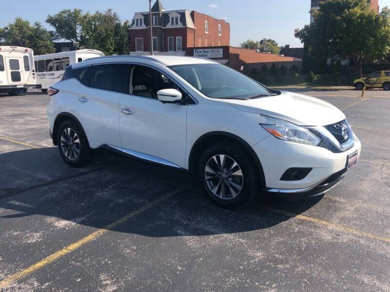 2017 Nissan Murano for sale at DC Auto Sales Inc in Saint Louis MO