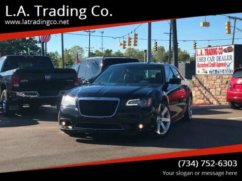 2012 Chrysler 300 for sale at L.A. Trading Co. in Woodhaven MI