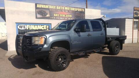2007 GMC Sierra 2500HD for sale at Advantage Motorsports Plus in Phoenix AZ
