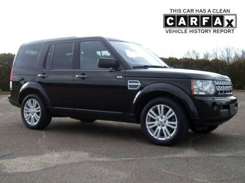 2012 Land Rover LR4 for sale at Atlantic Car Company in East Windsor CT