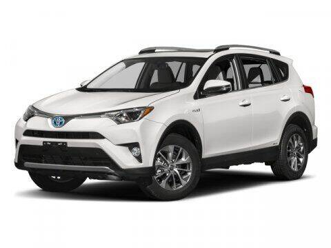 2018 Toyota RAV4 Hybrid for sale at Quality Toyota in Independence KS