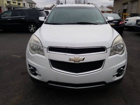 2011 Chevrolet Equinox for sale at Roy's Auto Sales in Harrisburg PA