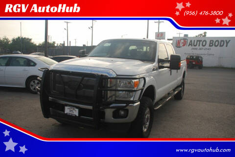 2014 Ford F-250 Super Duty for sale at RGV AutoHub in Harlingen TX