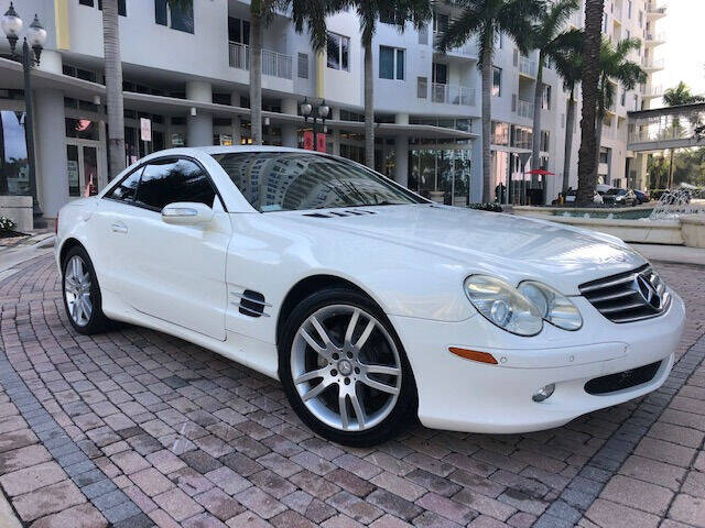 2006 Mercedes-Benz SL-Class for sale at Florida Cool Cars in Fort Lauderdale FL