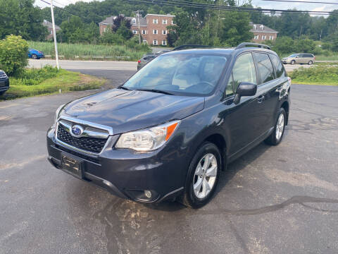 2016 Subaru Forester for sale at Turnpike Automotive in North Andover MA