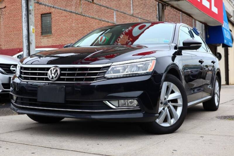 2018 Volkswagen Passat for sale at HILLSIDE AUTO MALL INC in Jamaica NY