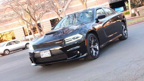 2019 Dodge Charger for sale at Okaidi Auto Sales in Sacramento CA