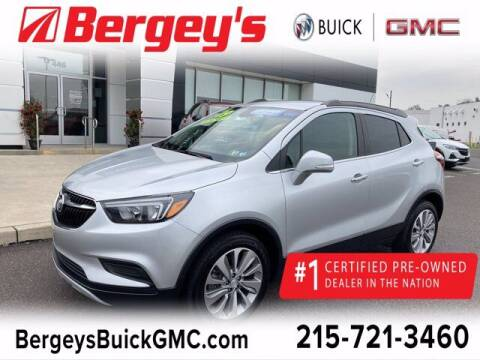 2019 Buick Encore for sale at Bergey's Buick GMC in Souderton PA