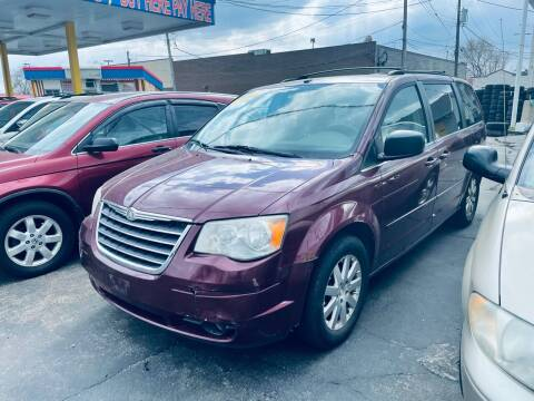 2008 Chrysler Town and Country for sale at Car Credit Stop 12 in Calumet City IL