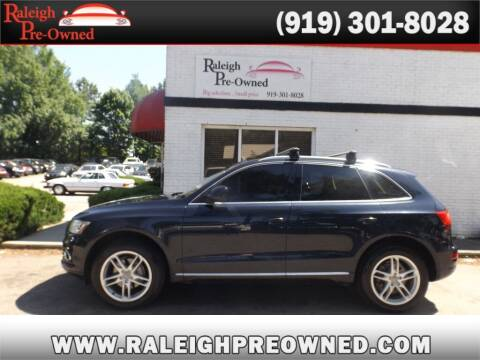 2013 Audi Q5 for sale at Raleigh Pre-Owned in Raleigh NC
