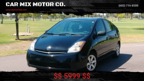 2009 Toyota Prius for sale at CAR MIX MOTOR CO. in Phoenix AZ