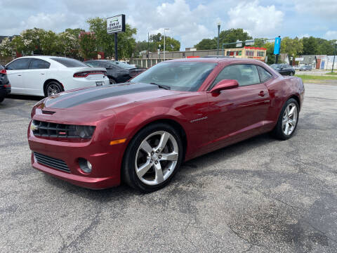 2011 Chevrolet Camaro for sale at BWK of Columbia in Columbia SC