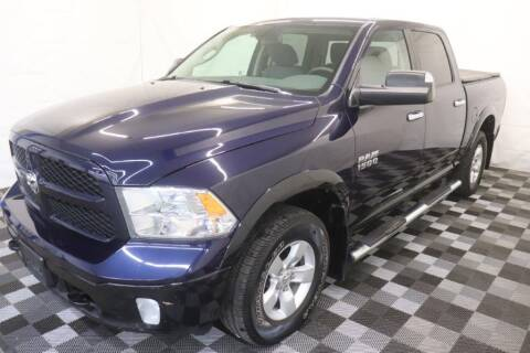 2014 RAM Ram Pickup 1500 for sale at AH Ride & Pride Auto Group in Akron OH