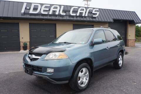 2005 Acura MDX for sale at I-Deal Cars in Harrisburg PA