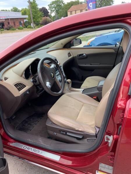 2011 Chevrolet Malibu for sale at Fast Car Automotive in Ypsilanti MI