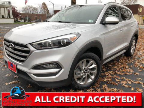 2017 Hyundai Tucson for sale at World Class Auto Exchange in Lansdowne PA