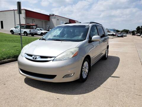 2008 Toyota Sienna for sale at Image Auto Sales in Dallas TX