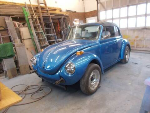 1978 Volkswagen Beetle for sale at Classic Car Deals in Cadillac MI
