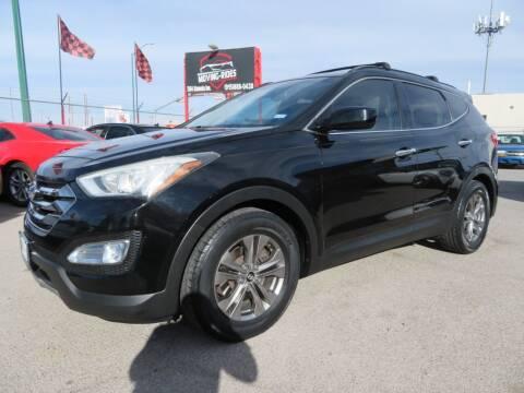 2013 Hyundai Santa Fe Sport for sale at Moving Rides in El Paso TX