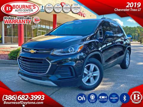 2019 Chevrolet Trax for sale at Bourne's Auto Center in Daytona Beach FL
