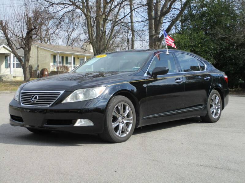 2008 Lexus LS 460 for sale at A & A IMPORTS OF TN in Madison TN