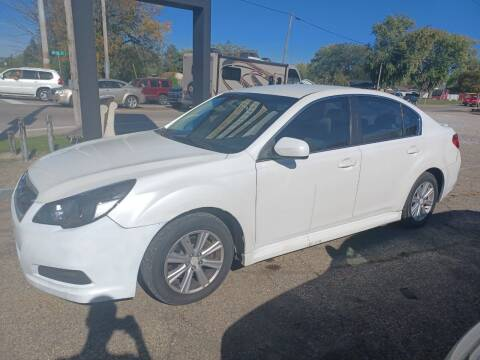 2012 Subaru Legacy for sale at CASH CARS in Circleville OH