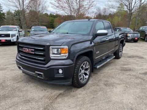 2014 GMC Sierra 1500 for sale at AutoMile Motors in Saco ME