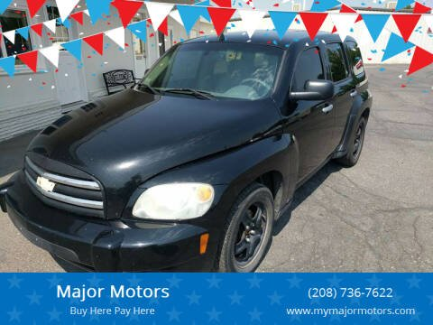 2007 Chevrolet HHR for sale at Major Motors in Twin Falls ID