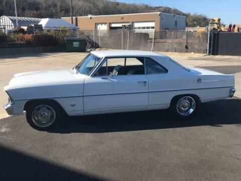 1967 Chevrolet Nova for sale at Classic Car Deals in Cadillac MI