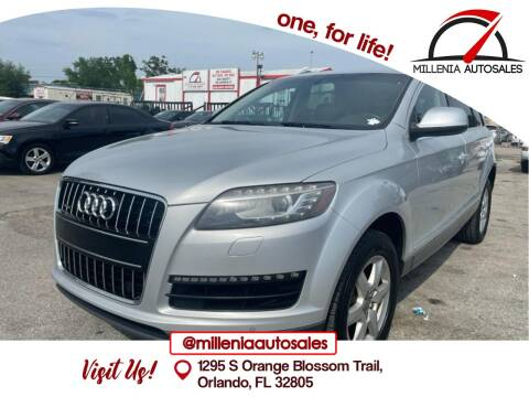 2012 Audi Q7 for sale at Millenia Auto Sales in Orlando FL