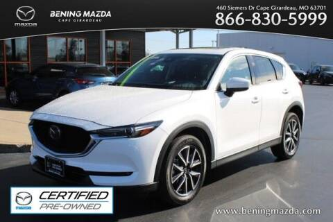 2018 Mazda CX-5 for sale at Bening Mazda in Cape Girardeau MO