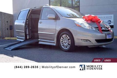 2007 Toyota Sienna for sale at CO Fleet & Mobility in Denver CO
