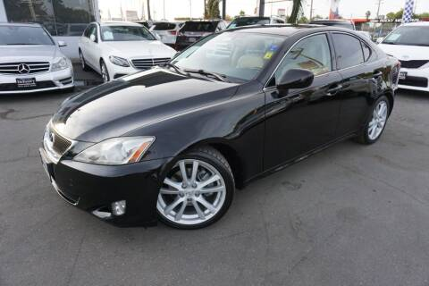 2007 Lexus IS 250 for sale at Industry Motors in Sacramento CA