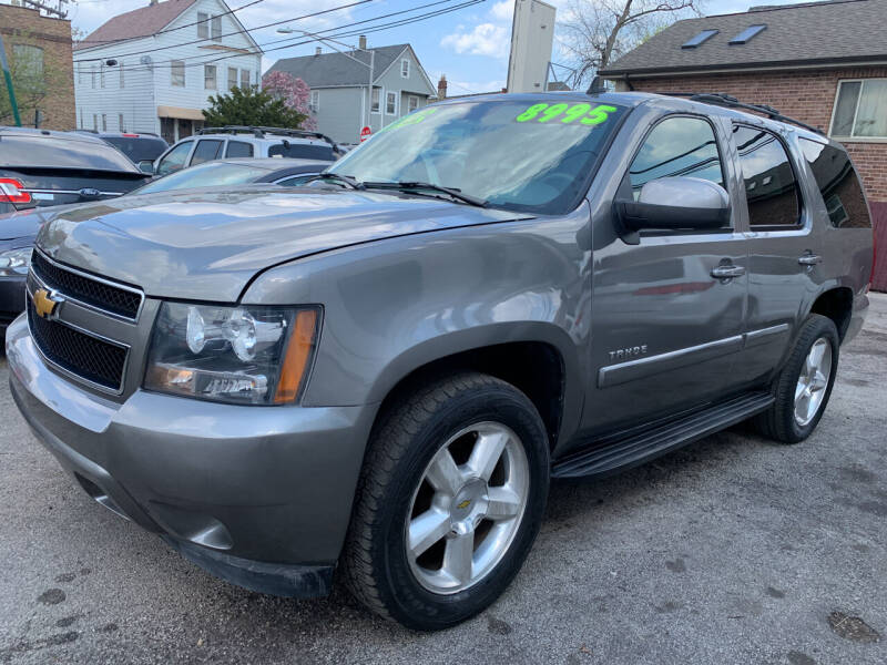 2007 Chevrolet Tahoe for sale at Barnes Auto Group in Chicago IL
