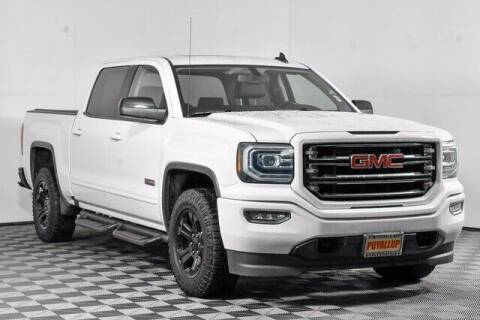 2016 GMC Sierra 1500 for sale at Chevrolet Buick GMC of Puyallup in Puyallup WA