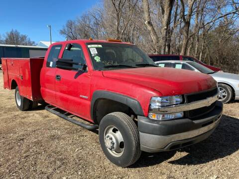 2001 Chevrolet Silverado 3500 for sale at Kansas Car Finder in Valley Falls KS