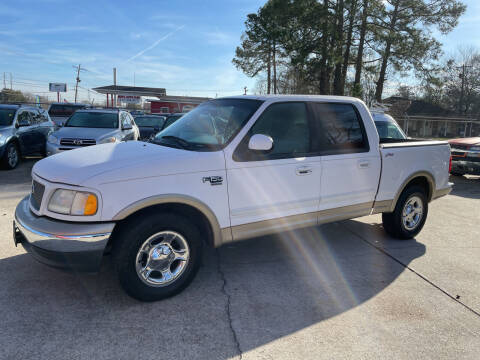 2001 Ford F-150 for sale at Baton Rouge Auto Sales in Baton Rouge LA
