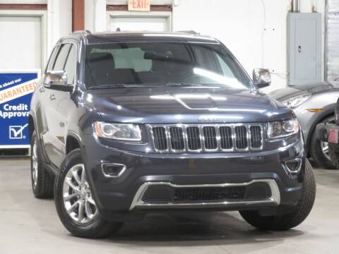 2014 Jeep Grand Cherokee for sale at CarPlex in Manassas VA