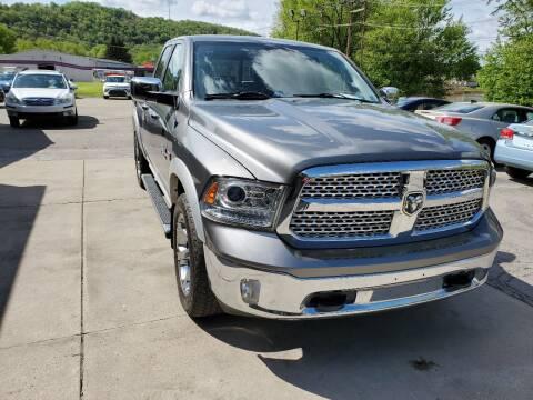 2013 RAM Ram Pickup 1500 for sale at A - K Motors Inc. in Vandergrift PA