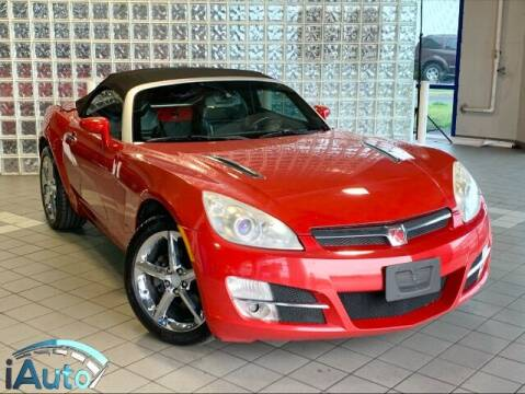 2008 Saturn SKY for sale at iAuto in Cincinnati OH