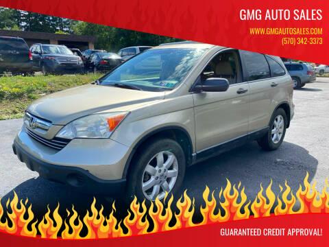 2009 Honda CR-V for sale at GMG AUTO SALES in Scranton PA
