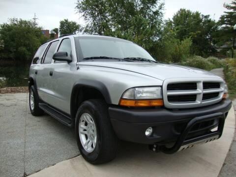 2003 Dodge Durango for sale at Discount Auto Sales in Passaic NJ