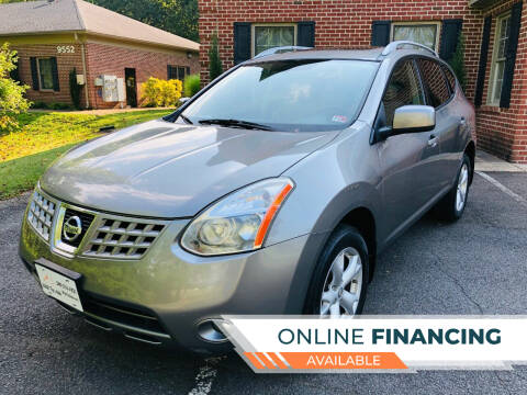 2009 Nissan Rogue for sale at White Top Auto in Warrenton VA