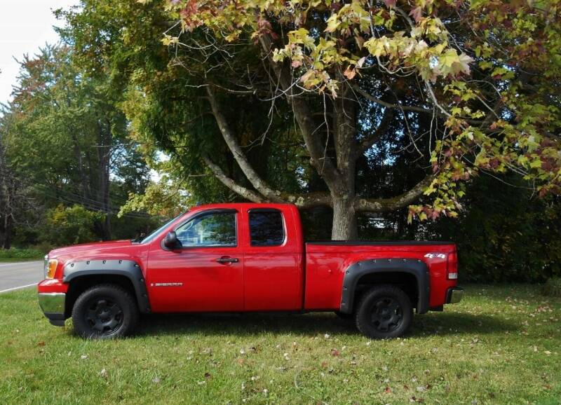 2008 GMC Sierra 1500 for sale at CARS II in Brookfield OH