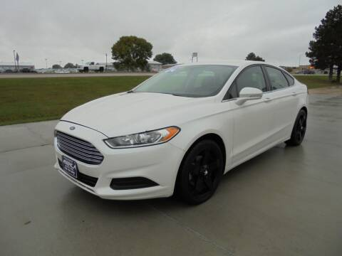 2014 Ford Fusion for sale at America Auto Inc in South Sioux City NE