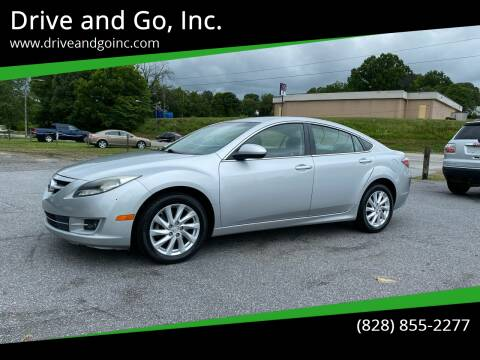 2012 Mazda MAZDA6 for sale at Drive and Go, Inc. in Hickory NC