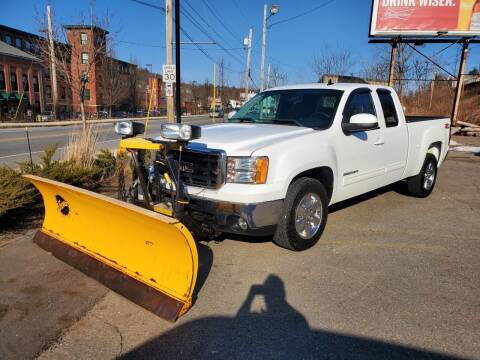 2010 GMC Sierra 1500 for sale at WEB NIK Motors in Fitchburg MA