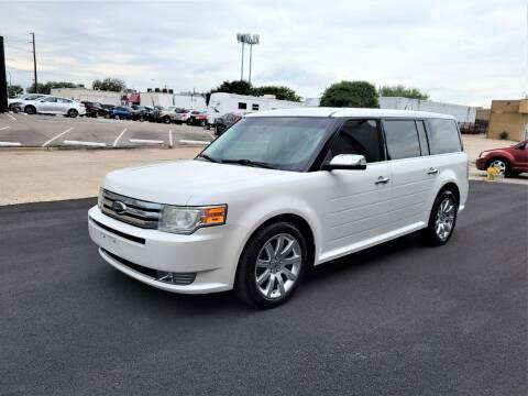 2010 Ford Flex for sale at Image Auto Sales in Dallas TX