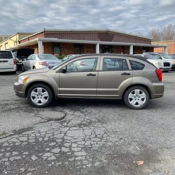 2007 Dodge Caliber for sale at GLOBAL MOTOR GROUP in Newark NJ