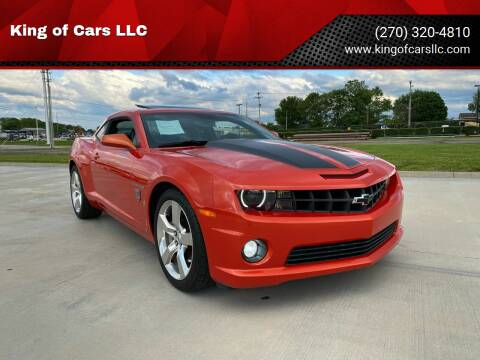 2010 Chevrolet Camaro for sale at King of Cars LLC in Bowling Green KY